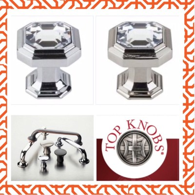 Heavenly Kitchen and Bath Hardware from Top Knobs