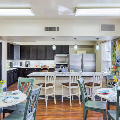 Dwell With Dignity's Before and After Kitchens Offer Hope To Moms and Their Children