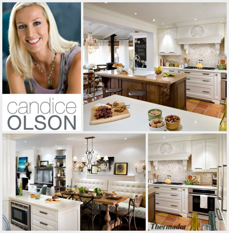 Candice-Olson - Thermador - Kitchen for mom