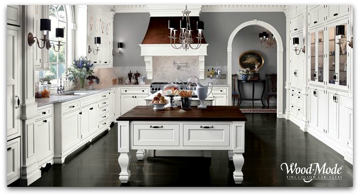 Wood Mode Kitchen Design Inspiration