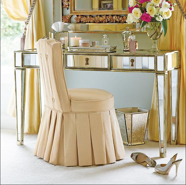 elena vanity stool