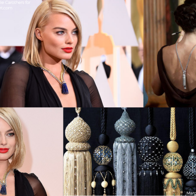 Tassels, Travel and Luxury Jewellery – Oscars 2015!