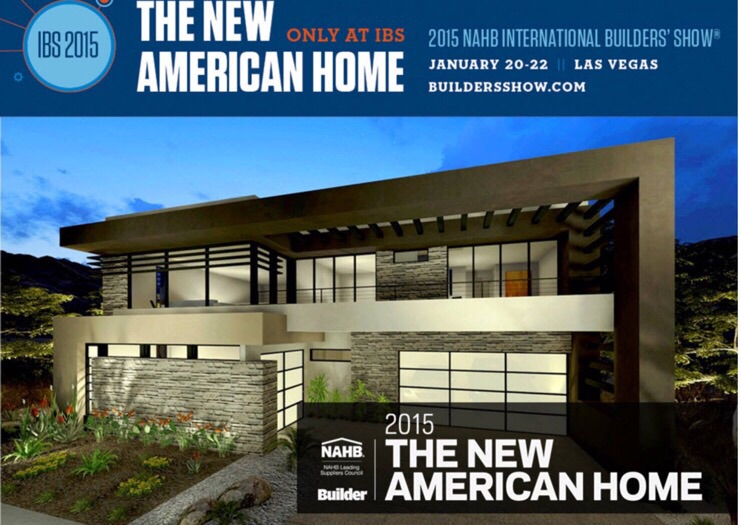 The New American Home Graphic