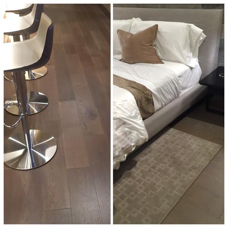 Mohawk's Claret Flooring designs photo