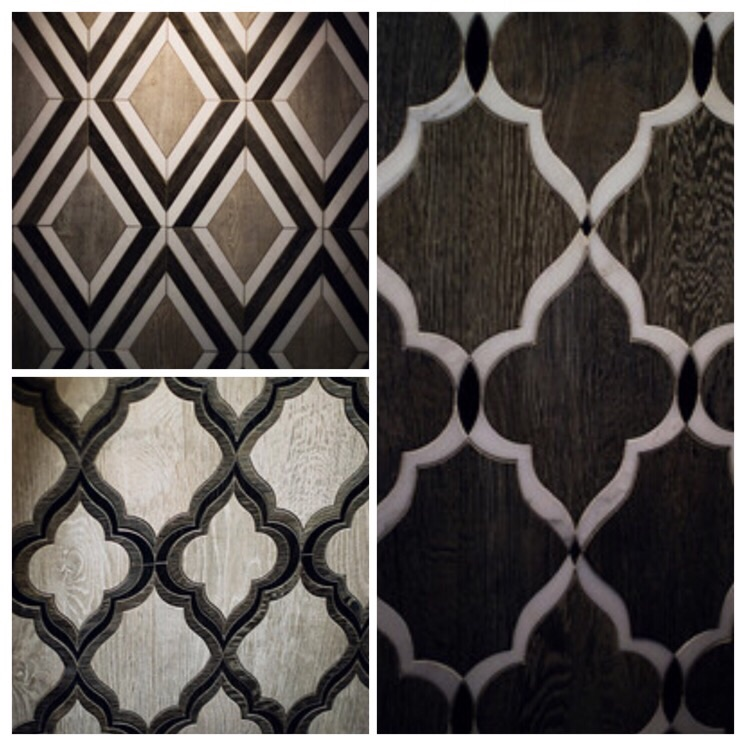 Walker Zanger tile designs