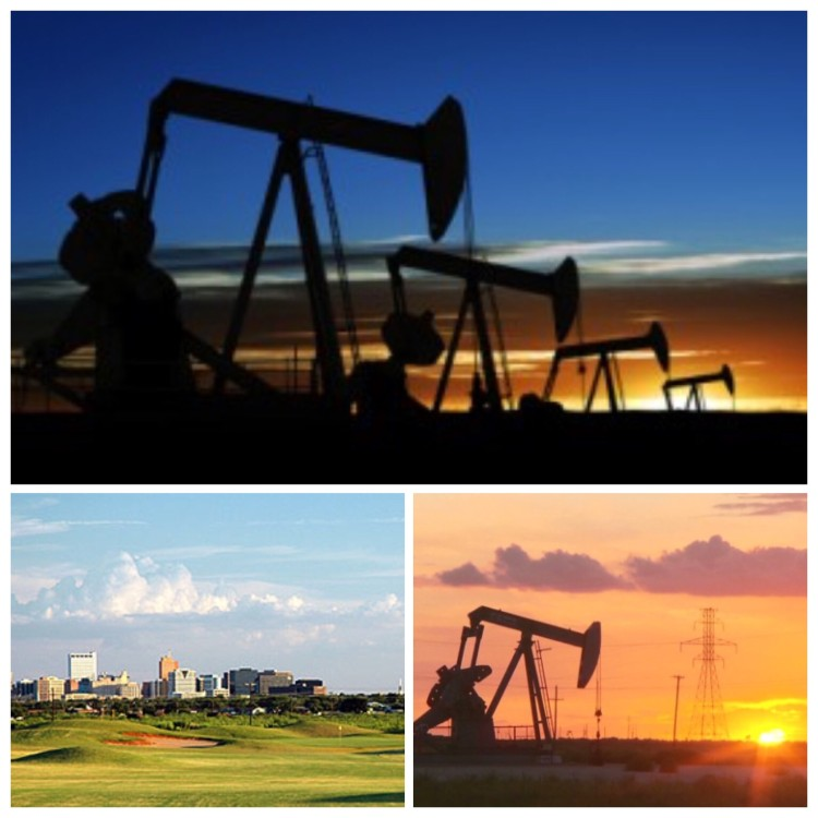 Oil Rigs in Midland, TX