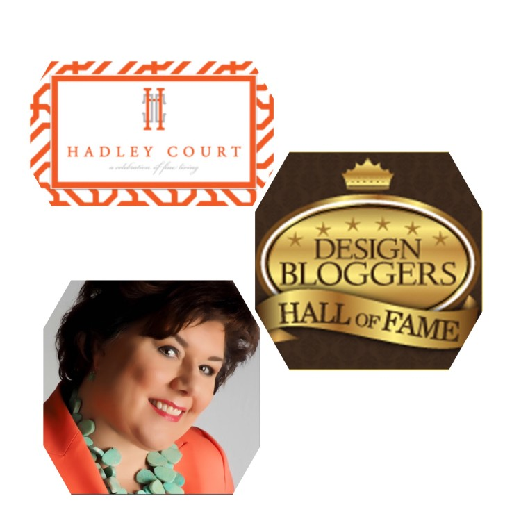 Hadley Court, Design Bloggers Hall of Fame