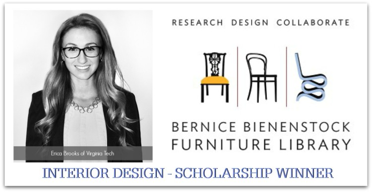 HISTORIC BEINENSTOCK FURNITURE LIBRARY - HIGH POINT NC - INTERIOR DESIGN SCHOLARSHIP WINNER