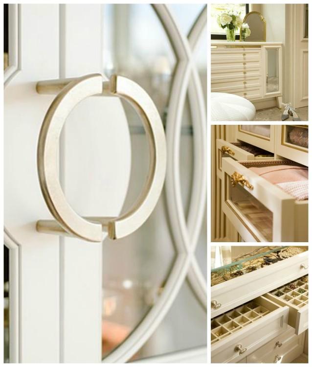 Luxury Closet Details