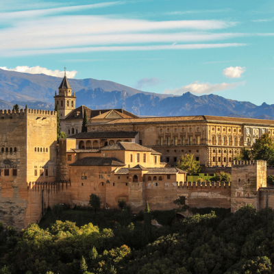 Inspired by the Alhambra – A Gorgeous New Textile Collection!