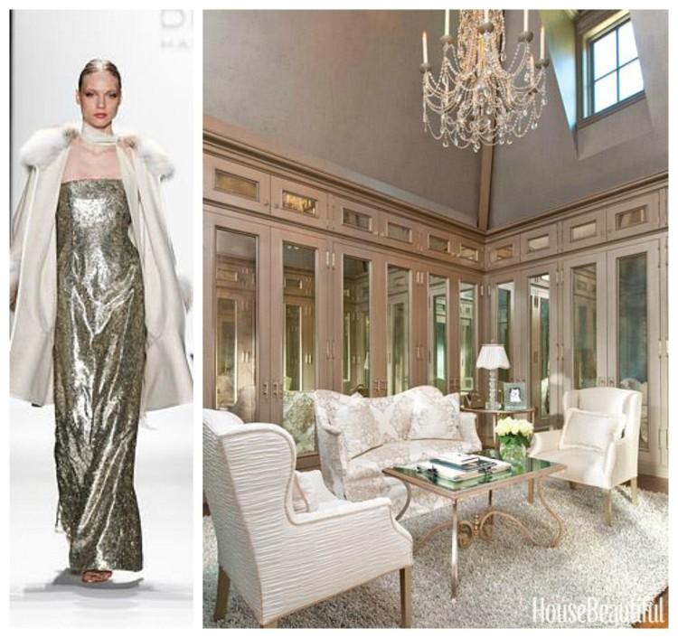 Glam design - dress