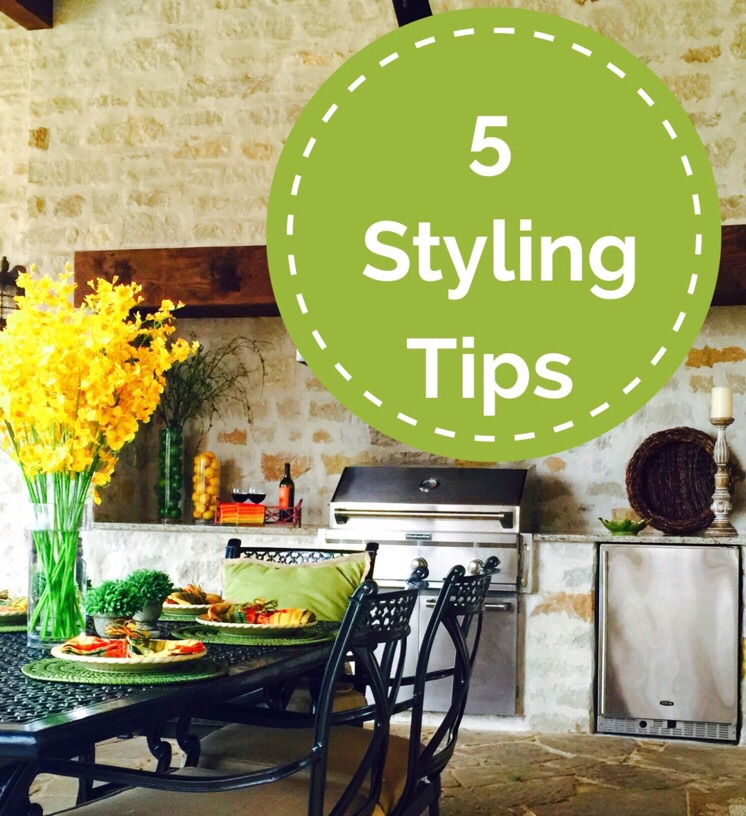 I Want To Share With You 5 Styling Tips Which Are Essential To Making Any  Space Visually Appealing. Styling Can Be Thought Of As The Icing On The  Cake U2013 The ...