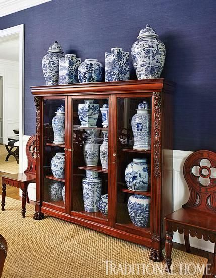 DECORATING WITH BLUE & WHITE (12)