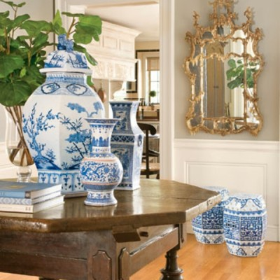 Decorating With Blue and White – A Perennial Spring Favorite!