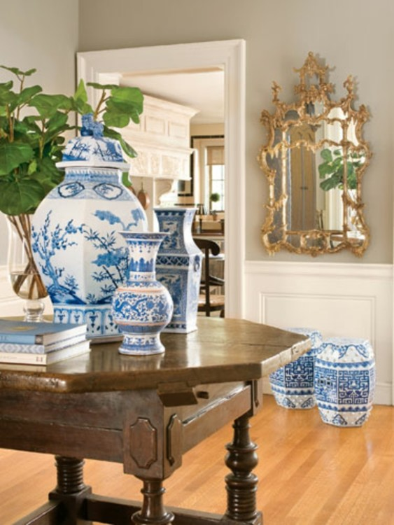 DECORATING WITH BLUE & WHITE (54)