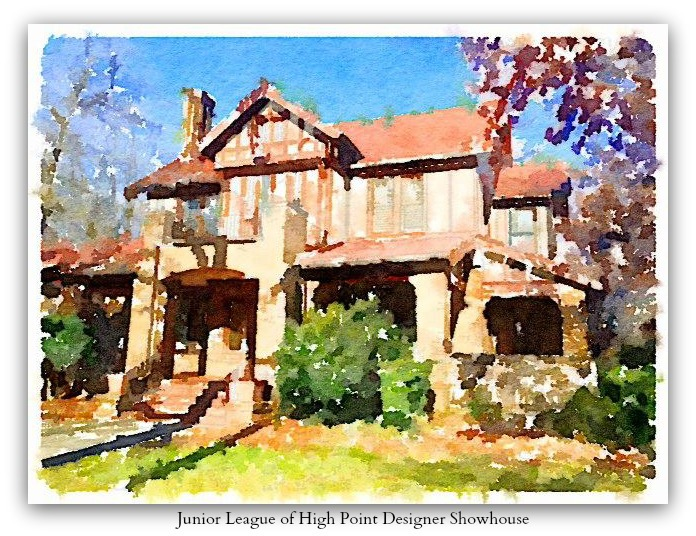 JUNIOR LEAGUE of HIGH POINT - DESIGNER SHOWHOUSE v2