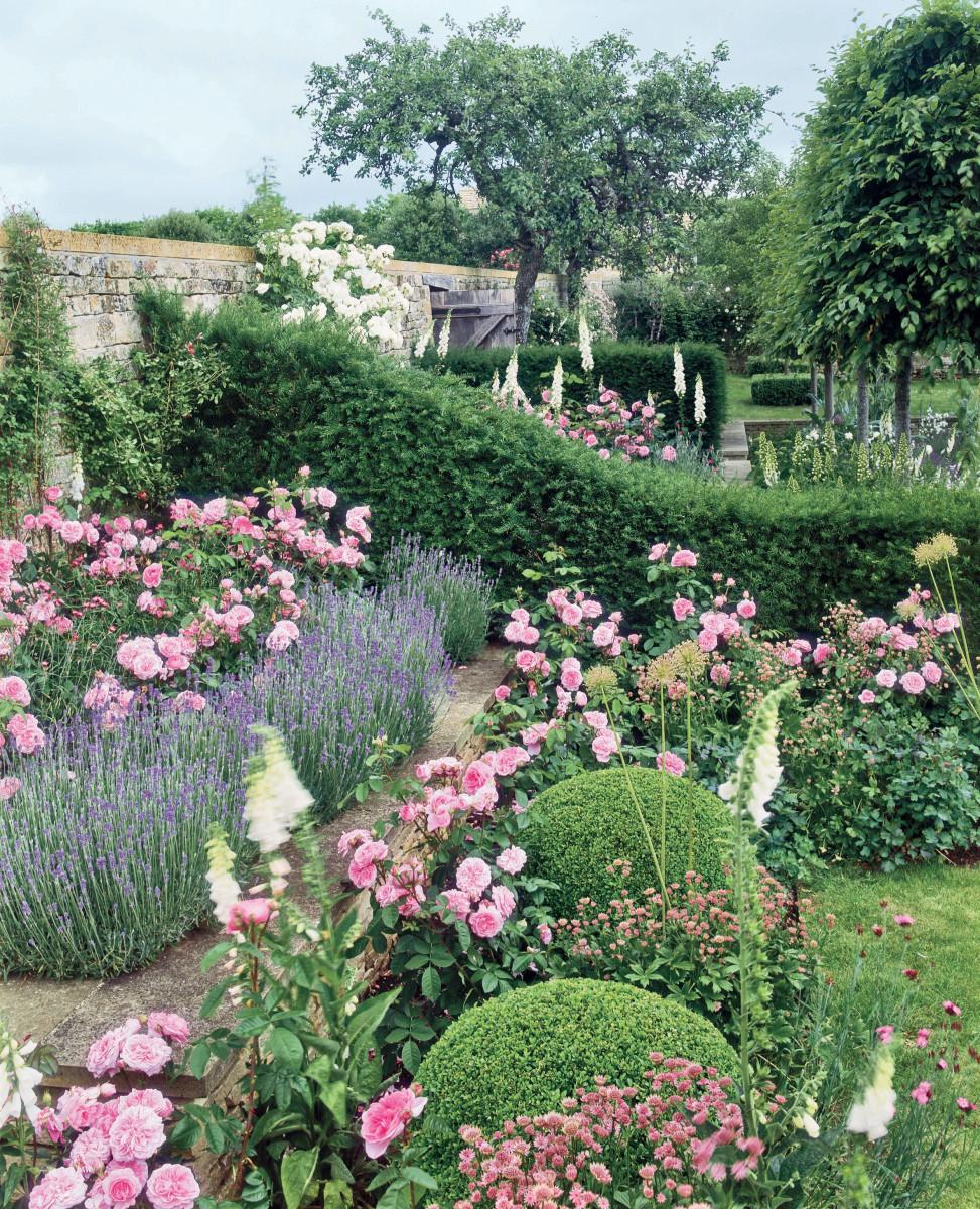 Callwey Sehnsucht Rose Garden Veranda