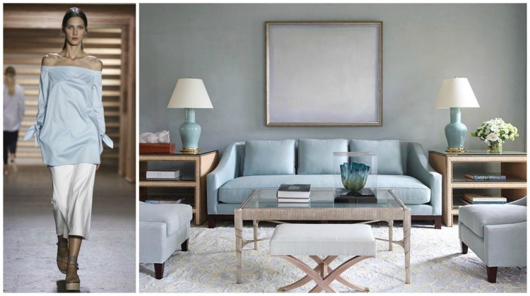 Fashion-+-Interiors Pairing by Lynda Quintero-Davids for Hadley-Court blog
