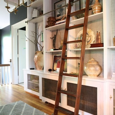 How To Decorate A Hallway – Inspiring Ideas From the Junior League of High Point Showhouse!