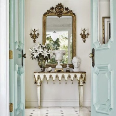 Inspiring Rooms Using Pretty Pastels!