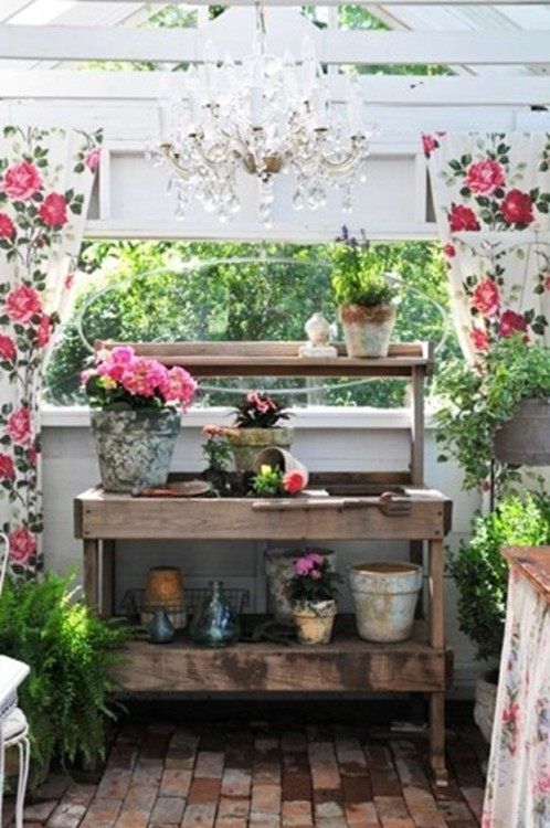 Spring Gardening Ideas for small spaces photo