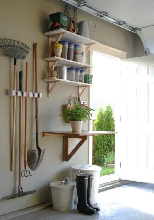 Organizing your garden idea photo