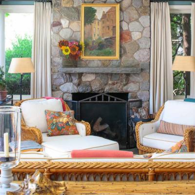 What Does Famed Designer Charlotte Moss' Own Garden Look Like? Be Inspired!