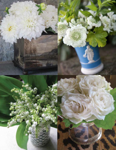 Lily of the valley - Charlotte Moss inspiration