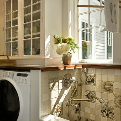 How Much Does It Cost To Remodel A Luxury Laundry Room?
