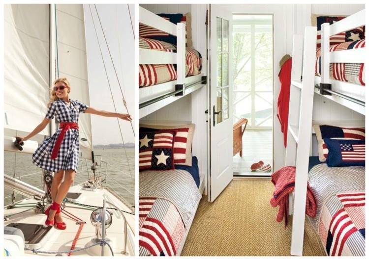 Americana Design Style - DESIGN DUET 12 by Lynda Quintero-Davids for Hadley Court design blog