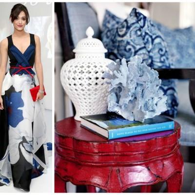 Summer Fashion + Interiors  Duets – Americana Style!