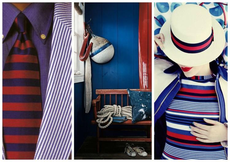 Americana Design Style - Design Trio by Lynda Quintero-Davids Photo