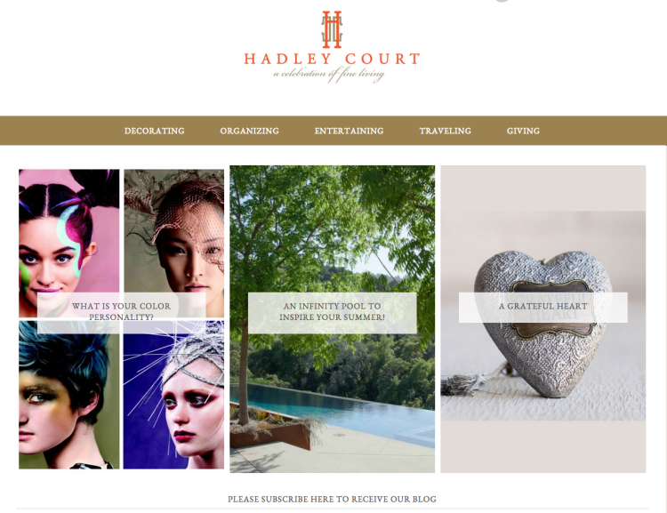 a fresh new look for the hadley court blog