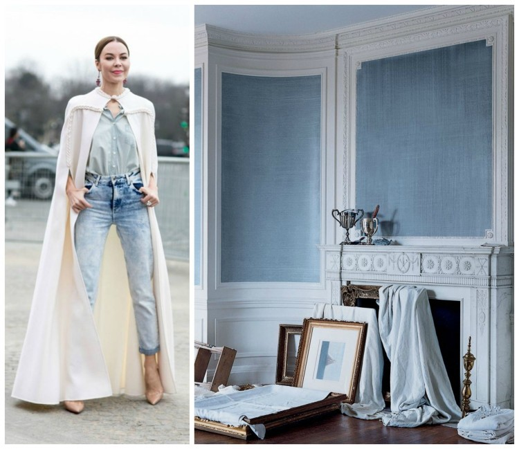 INDIGO DENIM TREND - FASHION & DECOR - design duets by Lynda Quintero-Davids for hadley Court design blog (2)