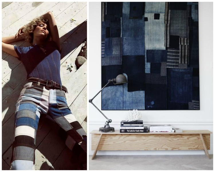INDIGO DENIM TREND - FASHION & DECOR - design duets by Lynda Quintero-Davids for hadley Court design blog (3)