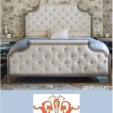 Bernhardt Interiors bed || http://hadleycourt.com