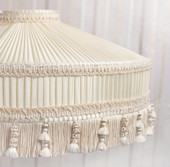 Luxury Lampshade || Created by Illume NYC