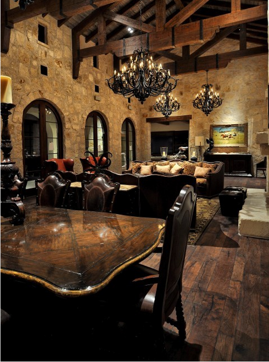 Lighting Design by Douglas Lighting, Dallas, Texas || Image Source: http://douglaslighting.com
