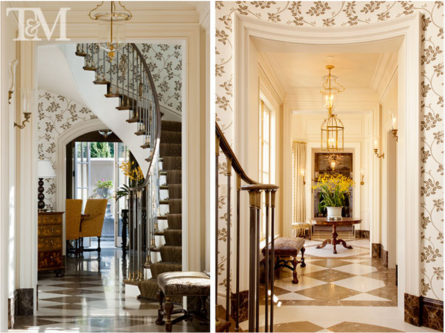 Interior Design: Suzanne Tucker, San Francisco || Image Source: http://tuckerandmarks.com