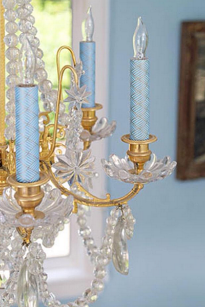 Design Is In The Details || Chandelier candle covers || Illume NY