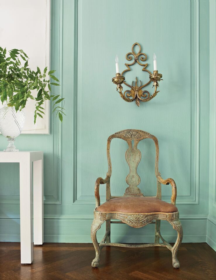 """A vignette from interior designer Timothy Whealon's new book, """"In Pursuit of Beauty"""""""