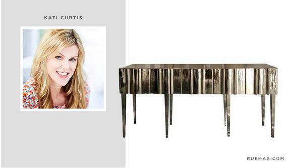 http://hadleycourt.com || NYC interior designer Kati Greene Curtis || Fall 2015 #HPMKT StyleSpotter || www.ruemag.com
