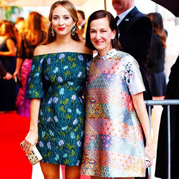 Photo of Cynthia Rowley at a red carpet event