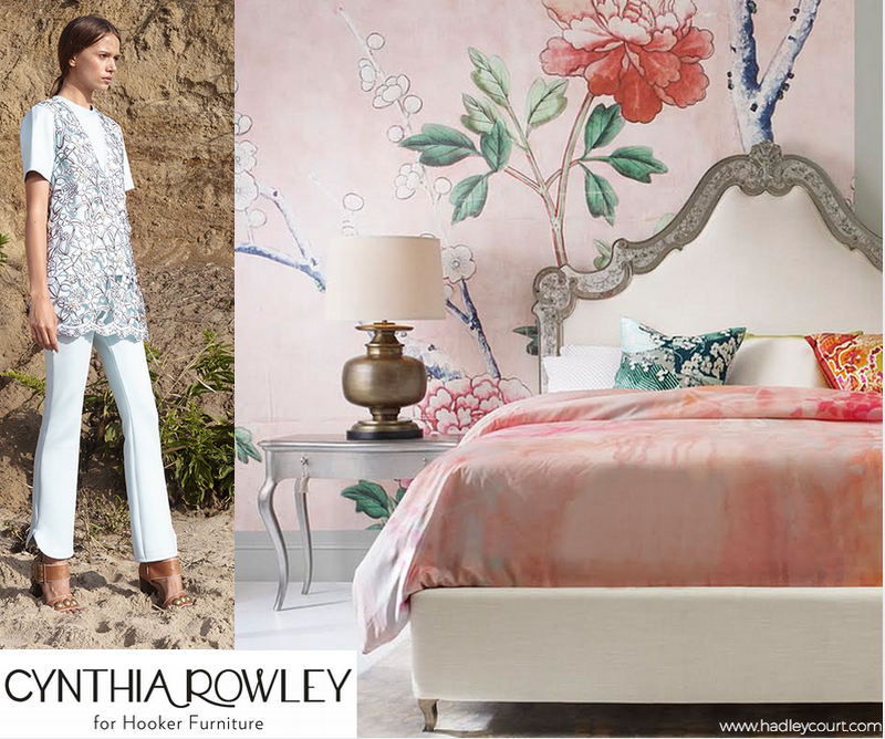 Cynthia Rowley for Hooker Furniture - Curious Collection Photo