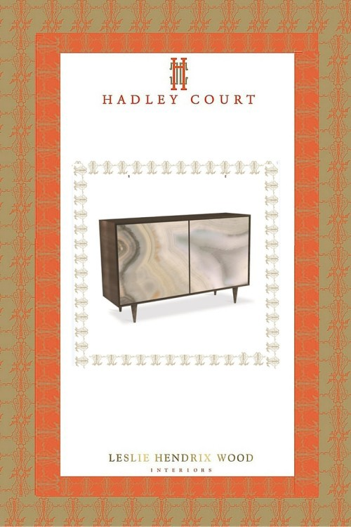 Fall 2015 #HPMKT New Product Intro || CARACOLE's console || hadleycourt.com