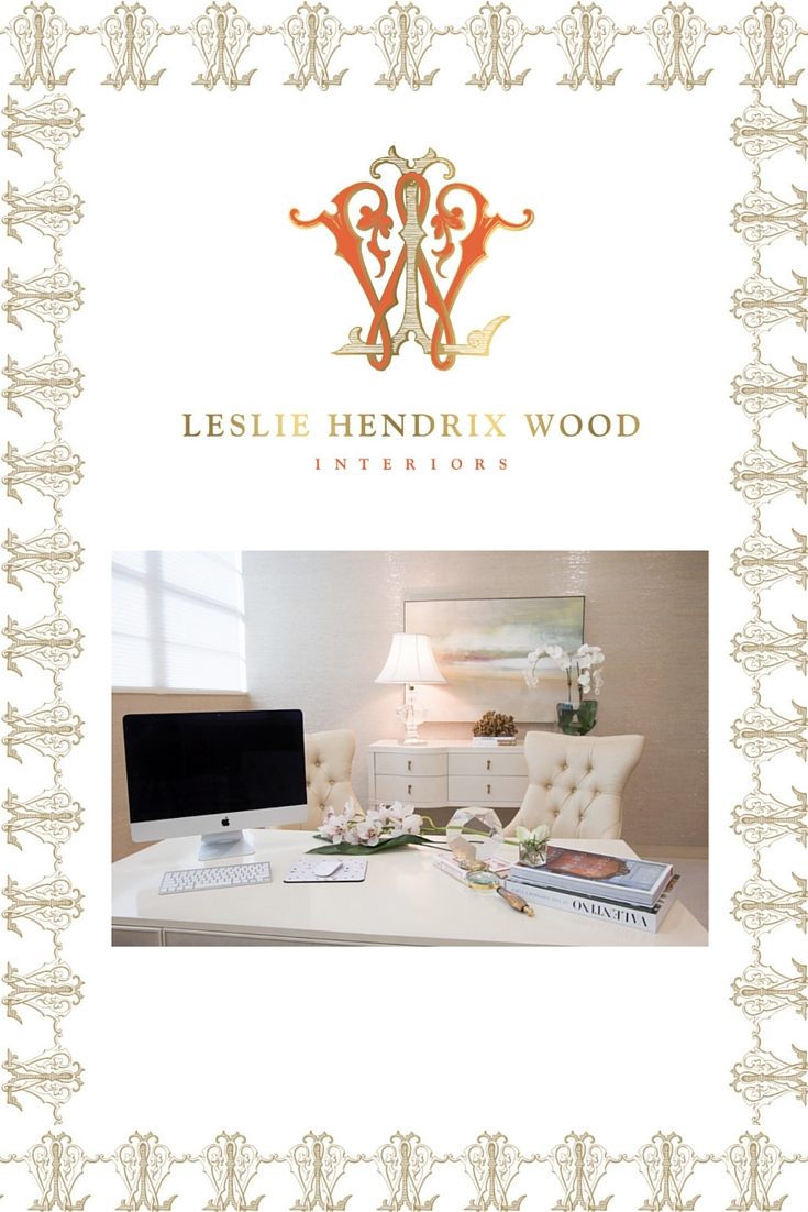 Interior Design Offices of Leslie Hendrix Wood Interiors, Midland, Texas