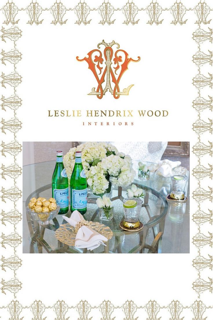 Interior Design Offices Of Leslie Hendrix Wood Interiors, Midland, Texas