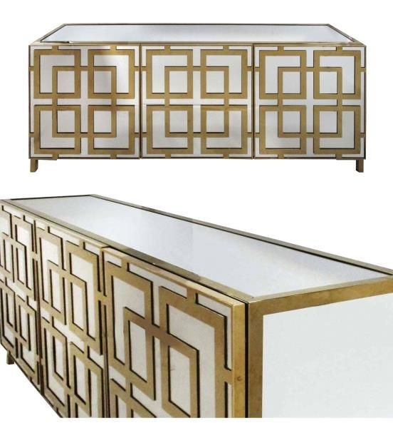Soho luxe sideboard by Bernhardt Furniture