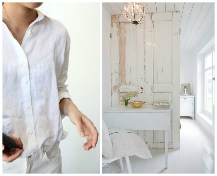 Simply White Fashion & Decor design duet for Hadley Court by Lynda Quintero-Davids - fresh and relaxed