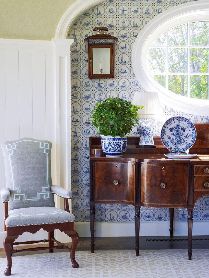 Interior Design: Anthony Baratta/ Southampton